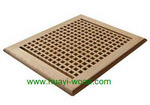 wood air grille